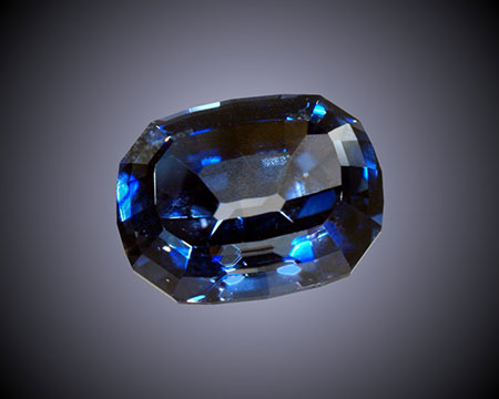 Benitoite photo image