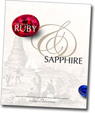 The Book of Ruby & Sapphire cover image