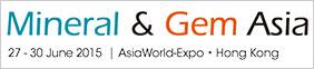 Mineral & Gem Asia logo image