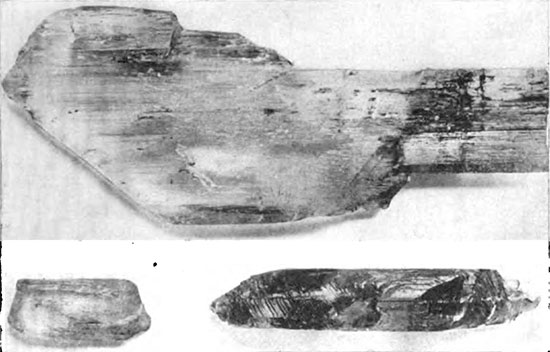 Kunzite Crystals photo image